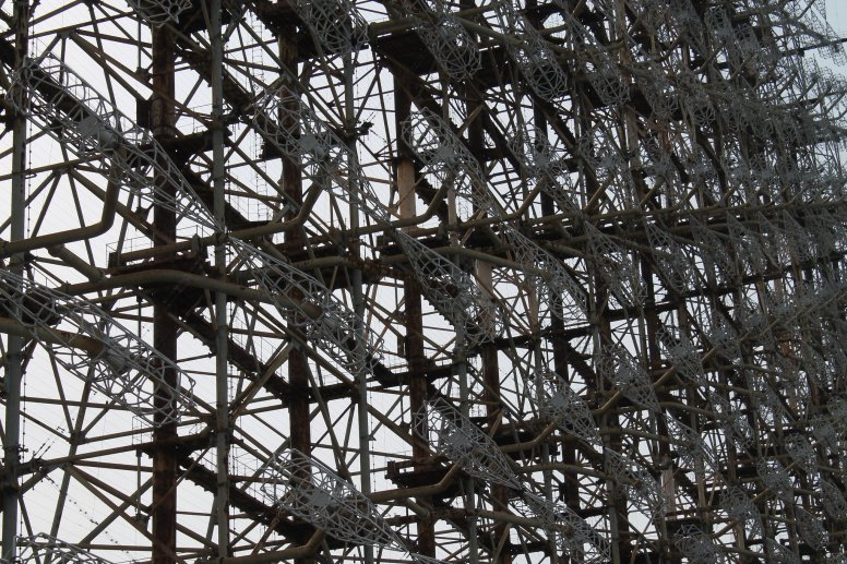 "DUGA, the ""Russian Woodpecker"""